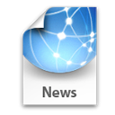 ニュース登録機能